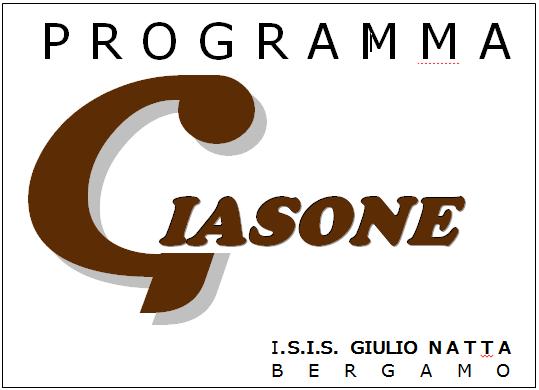 Logo programma giasone